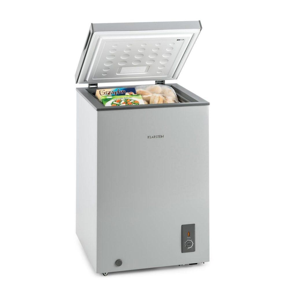 Arcón congelador Klarstein Iceblokk de 100 litros baratos ofertas mejores oportunidades