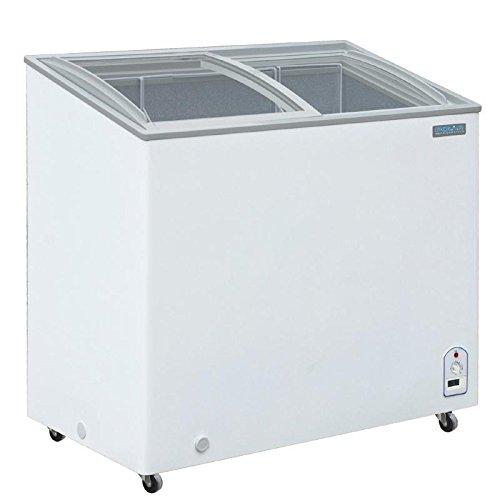Arcón congelador de puertas correderas de cristal baratos ofertas precios económicos mejores ofertas grandes