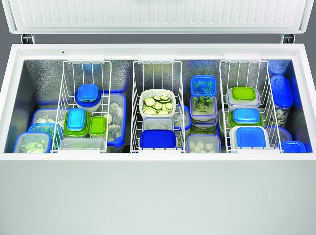 Cestas de arcón congelador Zanussi ZFC51 500 litros