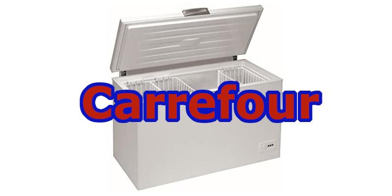 Arcón congelador Beko Carrefour
