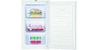 Arcón congelador mini Beko de 65 litros